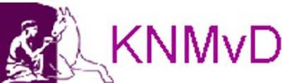 KNMvD = Koninklijke Maatschappij voor Diergeneeskunde